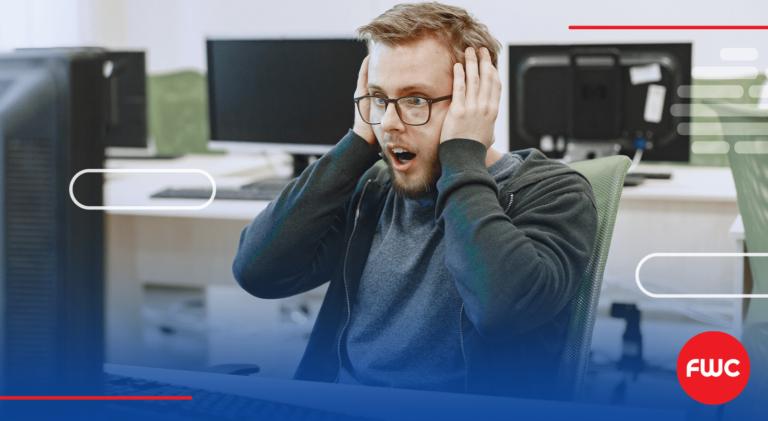 7 erros de TI que sua empresa precisa corrigir agora mesmo